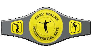 Shay Walsh MMA Logo